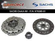 Sachs OE OEM Clutch Kit 2001-2003 BMW  325i 325Ci E46 525i E39 1999-2002 Z3 2.5L
