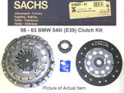 Sachs OEM Clutch Kit 1997-2003 BMW  540i Base Sedan Wagon 4.4L V8 DOHC E39 6Speed
