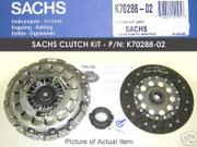 Sachs OEM Clutch Kit 2001-2003 BMW 330I 330Ci E46 530i E39 2001-2002 Z3 3.0L I6