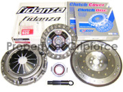 Exedy OEM Clutch Kit and Fidanza Flywheel VW Corrado Golf Jetta Passat 2.8L VR6 12V