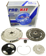 Exedy Clutch Pro-Kit Set 95-02 VW Cabrio 95-99 Golf GTI Jetta 2.0L Mk3 Model