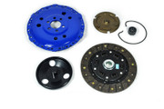 FX Racing Stage 2 Clutch Kit VW 3/1994-98 Golf Jetta Mk3 95-02 Cabrio 2.0L SOHC