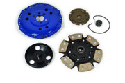 FX Racing Stage 3 Clutch Kit VW 3/1994-98 Golf Jetta Mk3 95-02 Cabrio 2.0L SOHC