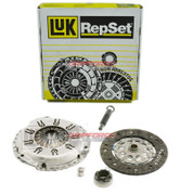 LuK OEM Repset Clutch Kit 1995-2001 Audi A6 A4 Quattro 1998-2002 VW Passat 2.8L