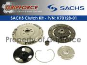 Sachs OE OEM Clutch Kit Set 94-02 VW Cabrio Golf GTI Jetta Mk3 2.0L Petrol