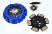 FX Stage 3 Clutch Kit Celica Alltrac MR2 2.0L 3SGTE ES300 Solara Camry 2.5L 3.0L
