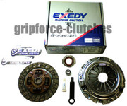 Exedy Racing Stage 1 Full Organic Clutch Kit Fits Hyundai Laser Mitsubishi Talon