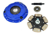FX Racing Stage 3 Clutch Kit Fits 90-94 Eclipse Laser Talon 1.8L Excel Elantra