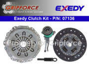 Exedy OEM Clutch Kit and Slave 95-00 Ford Contour Mercury MySTIque 99-02 Cougar 2.0L