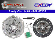 Exedy OEM Clutch Kit and Slave Cyl 95-02 Contour SVT MySTIque Cougar 2.5L V6 Duratec