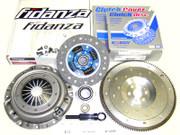 Exedy OEM Clutch Kit and Fidanza Aluminum Flywheel Ford Probe GT Mazda MX-6 626 2.5L