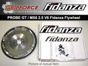 Fidanza Aluminum Flywheel 93-02 Mazda 626 Es LX 93-97 MX-6 LS Ford Probe GT 2.5L
