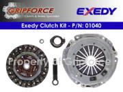 Exedy OE OEM Clutch Kit Set 1994-2002 Jeep Cherokee Wrangler 2.5L 4Cyl Xj Yj