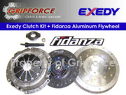 Exedy OE Clutch Kit and Fidanza 108Ringgear Flywheel 200Sx Sentra Nx G20 2.0L Sr20De