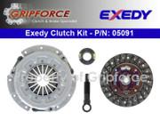 Exedy OE OEM Clutch Pro-Kit Fits 1995-2002 Hyundai Accent 1.5L L Gl GS Gsi GT