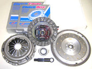 Exedy OEM Clutch Kit and FX Racing Aluminum Flywheel 1990-1997 Honda Accord 2.2L 2.3L F22 F23