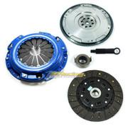 FX Stage 1 Clutch Kit & HD Nodular Flywheel Set for Acura CL / Honda Accord Prelude 2.2L 2.3L F22 F23 H22