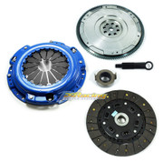 FX Stage 2 Clutch Kit & HD Nodular Flywheel Set for Acura CL Honda Accord Prelude 2.2L 2.3L F22 F23 H22