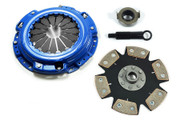 FX Racing Stage 4 Clutch Kit 97-99 Acura Cl 90-02 Accord 92-01 Prelude 2.2L 2.3L