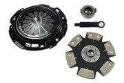 FX Racing Xtreme 6-Puck Rigid Clutch Kit Honda Accord Prelude Acura CL 2.2L 2.3L
