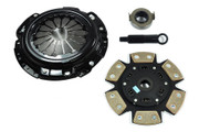 FX Racing Xtreme 6Puck Sprung Clutch Kit Honda Accord Prelude Acura CL 2.2L 2.3L