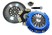 FX Stage 4 Clutch Kit and Chromoly Flywheel Acura CL Honda Accord Prelude 2.2L 2.3L