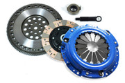 FX Racing Multi-Friction Clutch Kit and Chromoly Flywheel Accord Prelude Cl 2.2L 2.3L