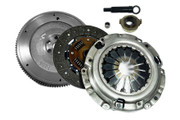 FX Racing OE Clutch and Flywheel Kit 97-03 Ford Escort 97-99 Mercury Tracer 2.0L SOHC