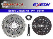 Exedy OEM Clutch Kit 1999-2002 Dodge Dakota Base Slt Sport Pickup Truck 2.5L Ohv