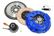 FX Multi-Friction Clutch Kit and  Slave and Race Flywheel 98-02 Camaro Firebird 5.7L LS1