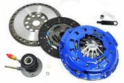 FX Stage 1 Clutch Kit and Slave and Race Flywheel 98-02 Camaro Z28 SS Firebird 5.7L LS1