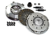 FX Racing OE Clutch Kit and Chromoly Flywheel BMW 525i 528i M3 Z3 M Coupe Roadster
