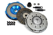 FX Racing OE Clutch Kit and Aluminum Flywheel BMW 325 328 525 528 M3 Z3 E34 E36 E39