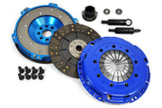 FX Racing Stage 1 Clutch Kit and Aluminum Flywheel 325 328 525 528 M3 Z3 E34 E36 E39