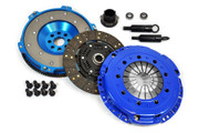 FX Racing Stage 2 Clutch Kit and Aluminum Flywheel 323 325 328 I IS 525i 528i M3 Z3