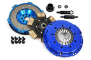 FX Racing Stage 3 Clutch Kit and Aluminum Flywheel 323 325 328 I IS 525i 528i M3 Z3