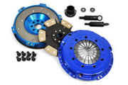 FX Racing Stage 4 Clutch Kit and Aluminum Flywheel 323 325 328 I IS 525i 528i M3 Z3