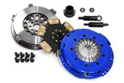FX Racing Stage 4 Race Clutch Kit and Flywheel BMW 325 328 525 528 M3 Z3 E34 E36 E39