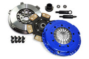 FX Stage 3 Clutch Kit and Chromoly Flywheel BMW 325 328 525 528 M3 Z3 E34 E36 E39 V6