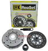 LuK Repset Clutch Kit 1996-99 BMW M3 E36 1998-02 Z3 M Coupe M Roadster 3.2L S52