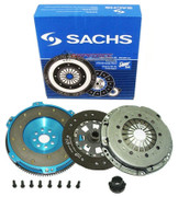 Sachs Clutch Kit and Aluminum Flywheel BMW 325 328 I IS 525i 528i M3 Z3 E34 E36 E39