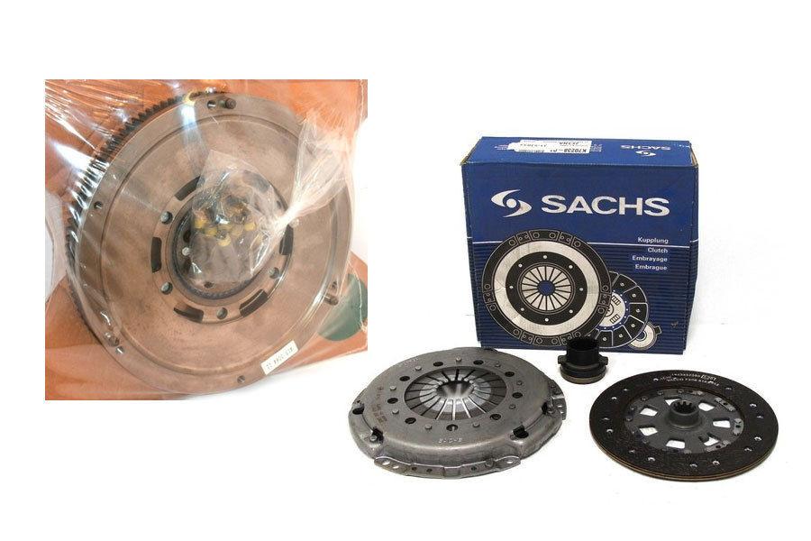 Sachs Oe Clutch Kit And Luk Dmf Flywheel Bmw 323i Is 325i Is 328i