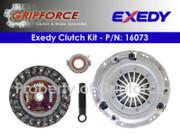 Exedy OE OEM Clutch Kit 1991-2001 Toyota Camry 2.0L 2.2L Celica MR-2 Solara 5Sfe