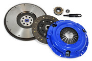 FX Stage 2 Clutch Kit and Exedy OEM Flywheel 1994-2001 Subaru Impreza 1.8L Ej18 2.2L