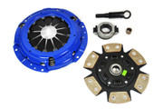 FX Racing Stage 3 Clutch Kit 1998-01 Nissan Altima Gle Gxe SE XE Sedan 2.4L DOHC