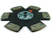 FX Stage 3 Ceramic 6-Puck Sprung Clutch Disc Civic CRX Sephia Protege MX-3 Capri