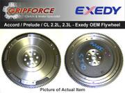Exedy OEM 21Lbs Flywheel Honda Accord Prelude Acura CL 2.2L 2.3L F22 F23 H22 H23