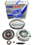 Exedy Clutch Pro-Kit + Fidanza Flywheel CR-V B20 Integra B18 Civic Si Del Sol VTEC B16