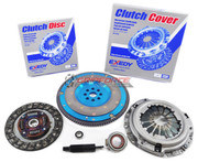 Exedy Clutch Kit+FX Aluminum Flywheel 94-01 Integra Civic Si Del Sol VTEC