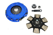 FX Racing Stage 3 Clutch Kit 86-01 Ford Mustang LX GT 93-98 Cobra SVT 4.6L 5.0L